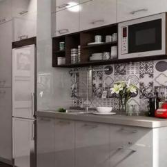 Complete Kitchen Cabinet Door Styles 大厨房pk小厨房 我乐全屋定制为你定制方案 品牌资讯 太平洋家居网 利用墙面凹陷 将整体厨柜嵌入 既能获得基础而完整的厨房功能区 也能最大限度腾出其他生活空间 4 以下的超小厨房 坚持功能至上的设计理念 分层设计利用整面墙的