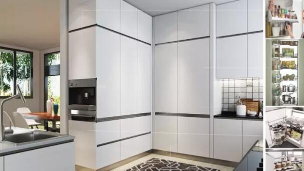 kitchen cabinets ri pegasus faucets 专业的我乐橱柜售后服务为你的厨房保驾护航 品牌资讯 太平洋家居网 更可贵的是大空间里的厨柜内部细节设计 如何更方便的从吊柜取东西 高柜里怎么做分类储藏 能不能不弯腰就拿到地柜里的东西