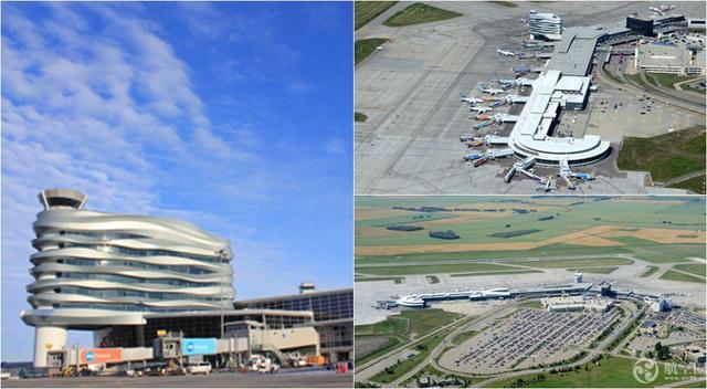 """全球首家 加拿大機場使用""""機器鳥""""無人機趕鳥"""