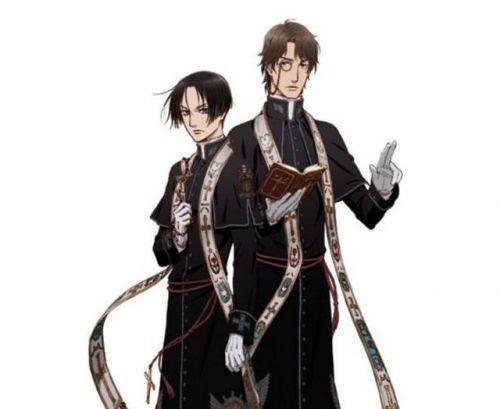 《梵蒂岡奇跡調查官》確認將由主役聲優岡本信彥演唱ED主題曲