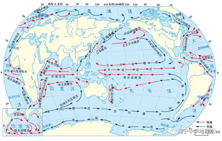 【地理常識】(013)世界上最長的海峽——莫桑比克海峽