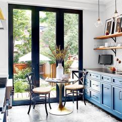 Backyard Kitchen Designs Custom Outdoor Kitchens 厨房里那些设计 受巴黎小酒馆启发改造而成的厨房 后院厨房设计