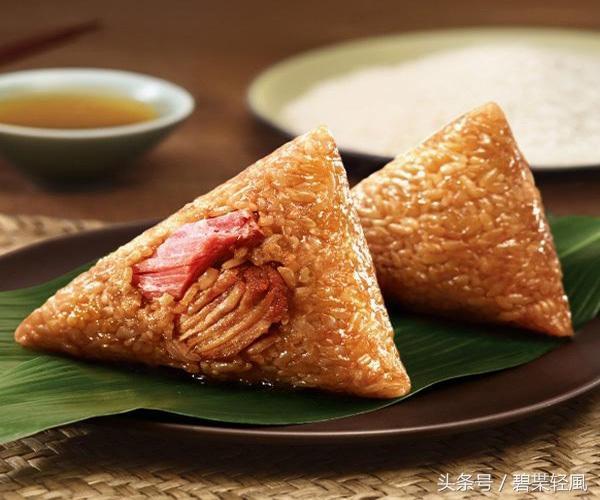 先有甜粽子還是先有咸粽子。為什么兩個口味的出現會差幾百年