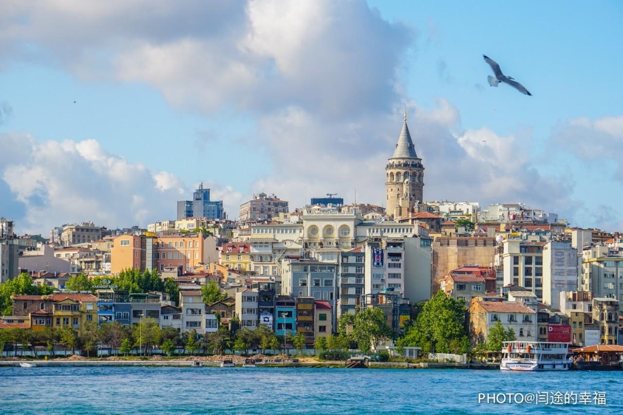 伊斯坦布爾的藝術集市