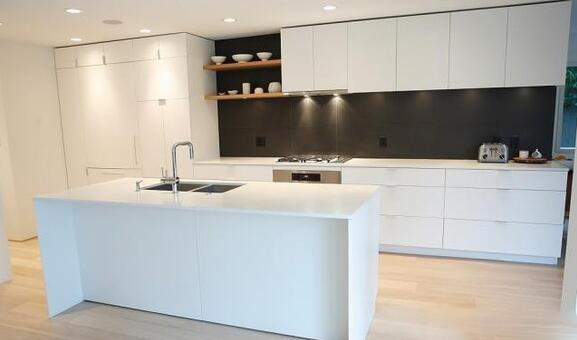 cheap kitchen islands pulldown faucet 开放式厨房橱柜岛台设计思路 不要再当无头苍蝇 便宜的厨房岛屿