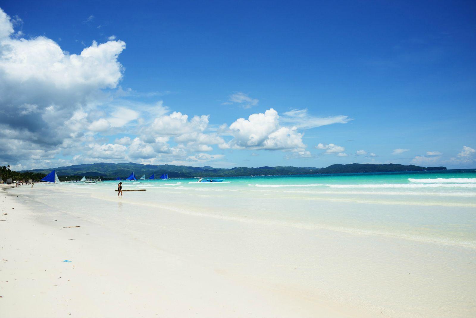 菲律賓長灘島攻略-經濟潛水度假好去處