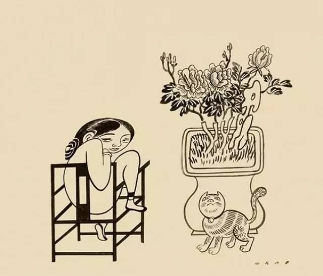 張光宇:被遺忘的中國漫畫大師