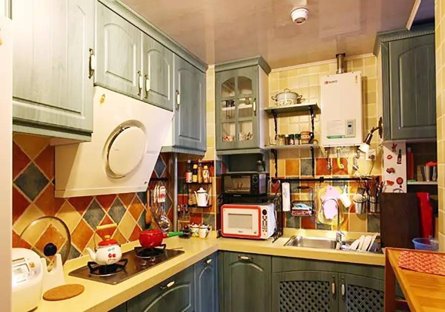 compact kitchens kitchen island table combo 解救你的台面行动开始 813d6f8a70164aa69790e86243d49ec2 th jpg