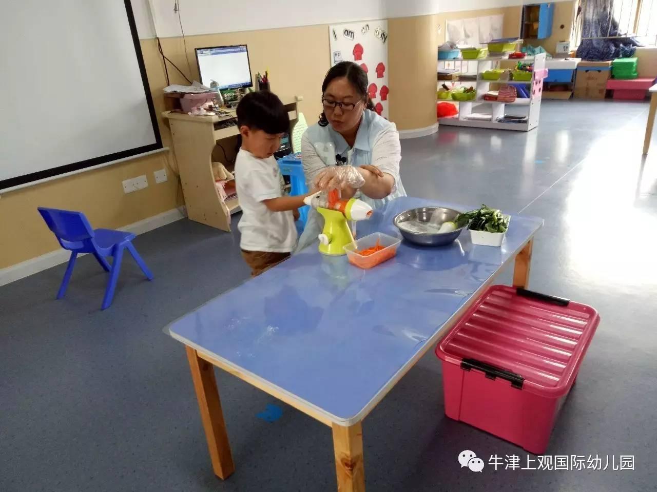 kitchen magician china pack 上观国际幼儿园 厨房里的小 魔术师 我们都是能干的厨房小小魔术师