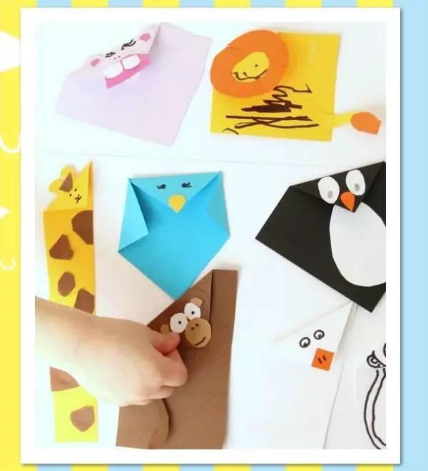 如此有趣的兒童折紙。你不學我學!