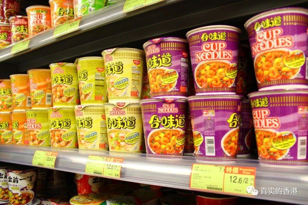 【香港購物】歪果仁來香港超市掃貨必買10大香港手信!