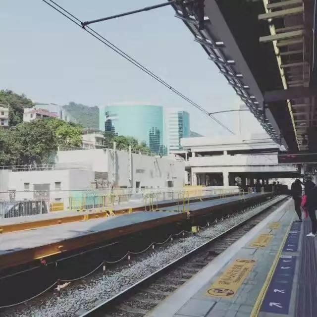 【快訊】好消息!桂林人可以坐動車去香港啦!