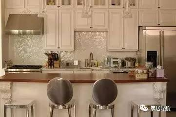 kitchen island set bar stools for islands 总有一款厨房岛能满足你对厨房的所有小任性 厨房岛集