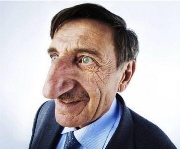 鼻子大就是有福氣?事實可能恰恰相反