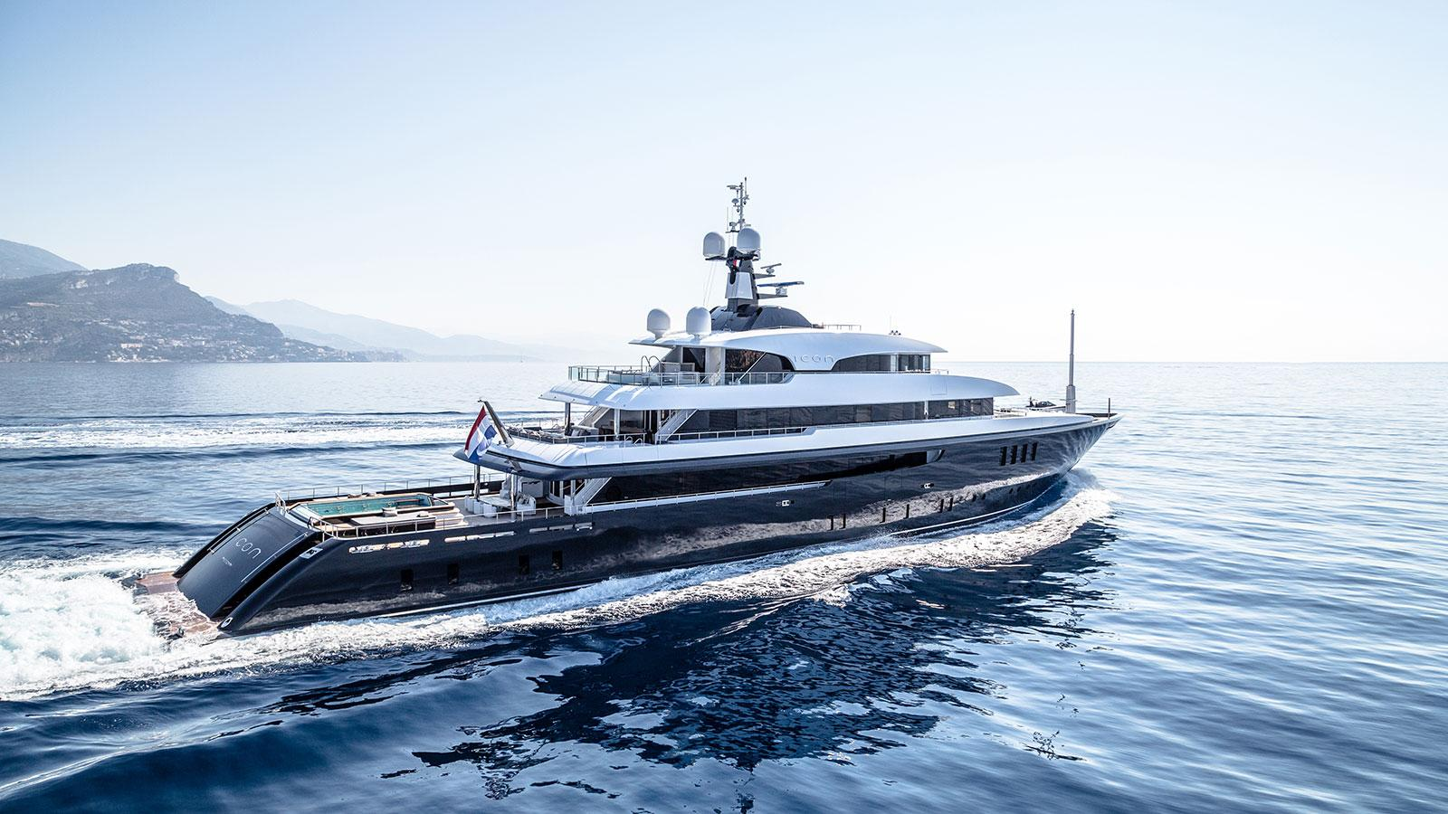 Five Superyachts Showing At The Monaco Yacht Show Cigar