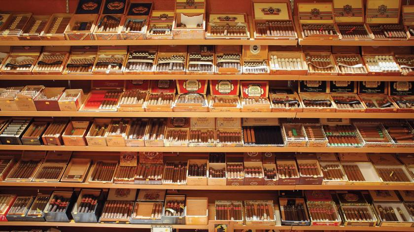 Cigar Imports Show Signs of Cooling Down