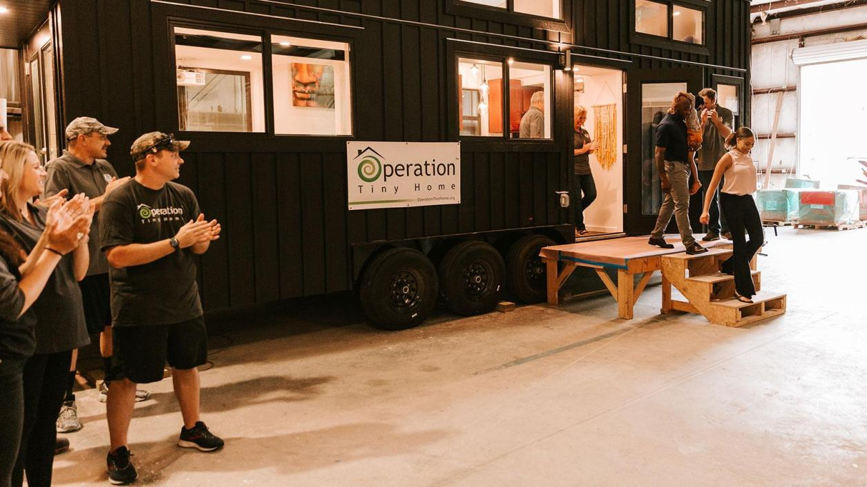 Tiny House Nation Comes To Wine Country Wine Spectator