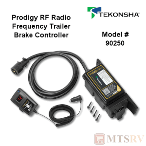 Tekonsha Prodigy RF Remote Electric Trailer Brake Control