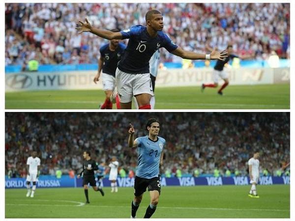 世界盃預測:7月6日烏拉圭對法國 - M頭條