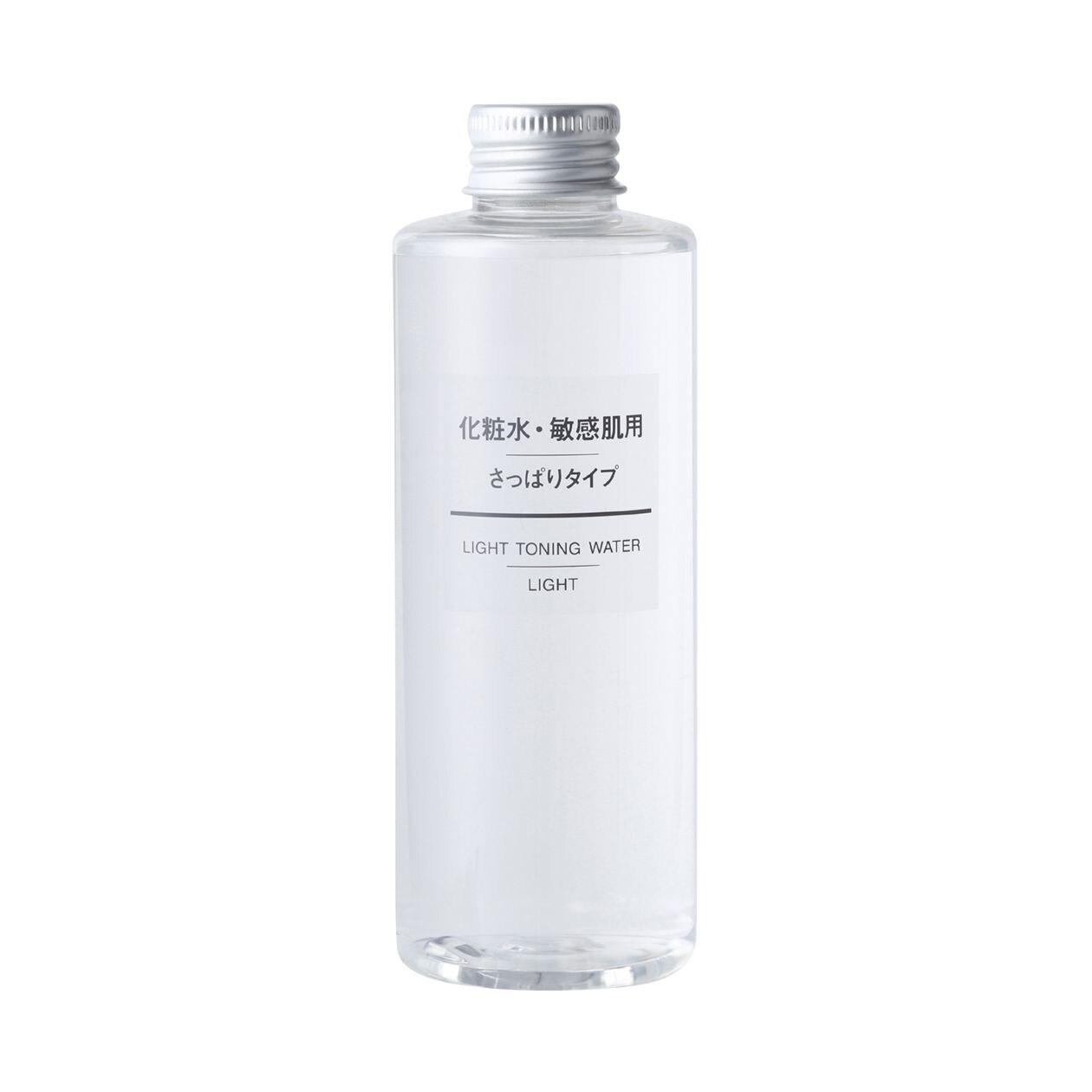 MUJI敏感肌化妝水(清爽型) 200ml | 無印良品