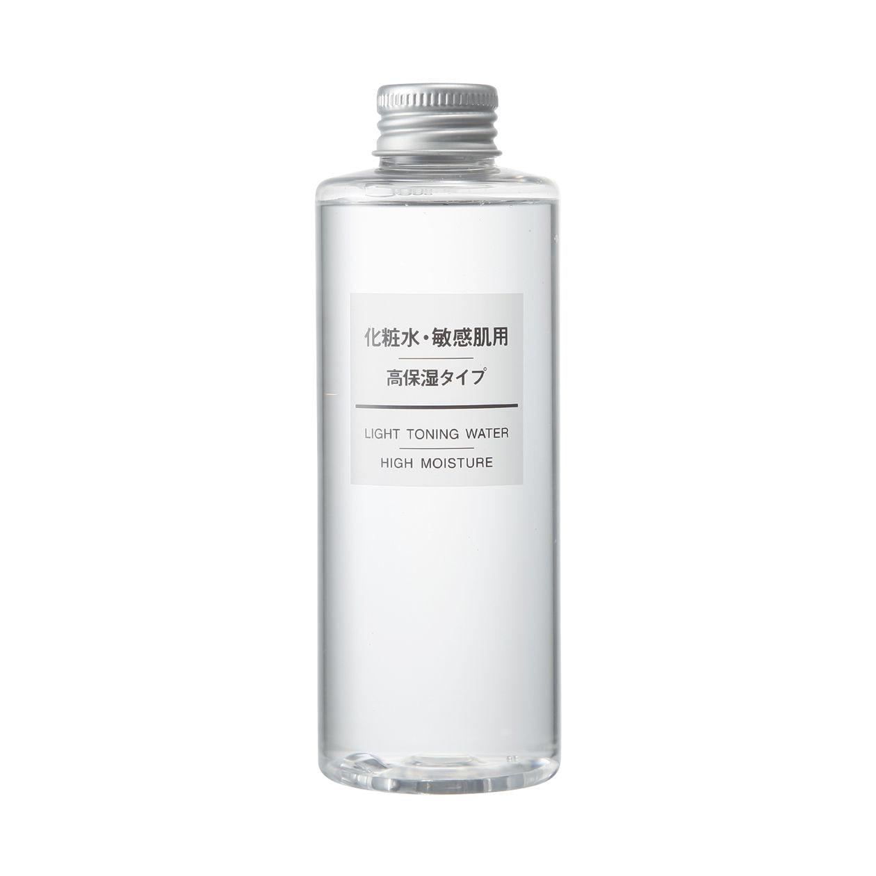 MUJI敏感肌化妝水(保濕型) 200ml | 無印良品