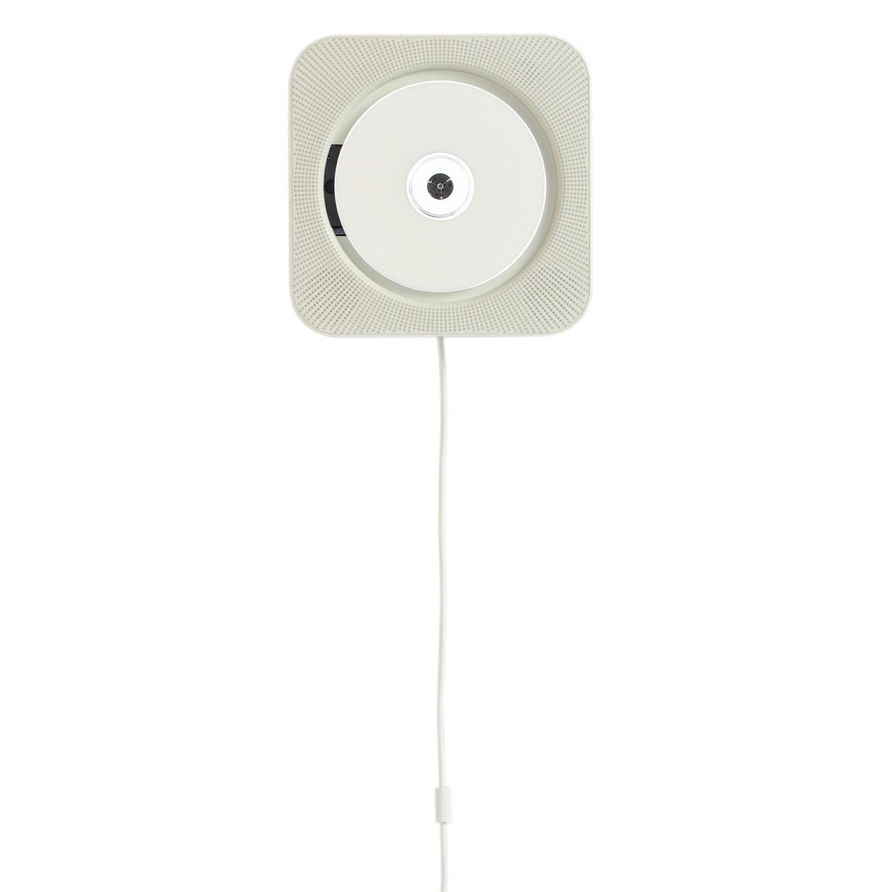 壁掛式CD機連收音機 | 無印良品 MUJI