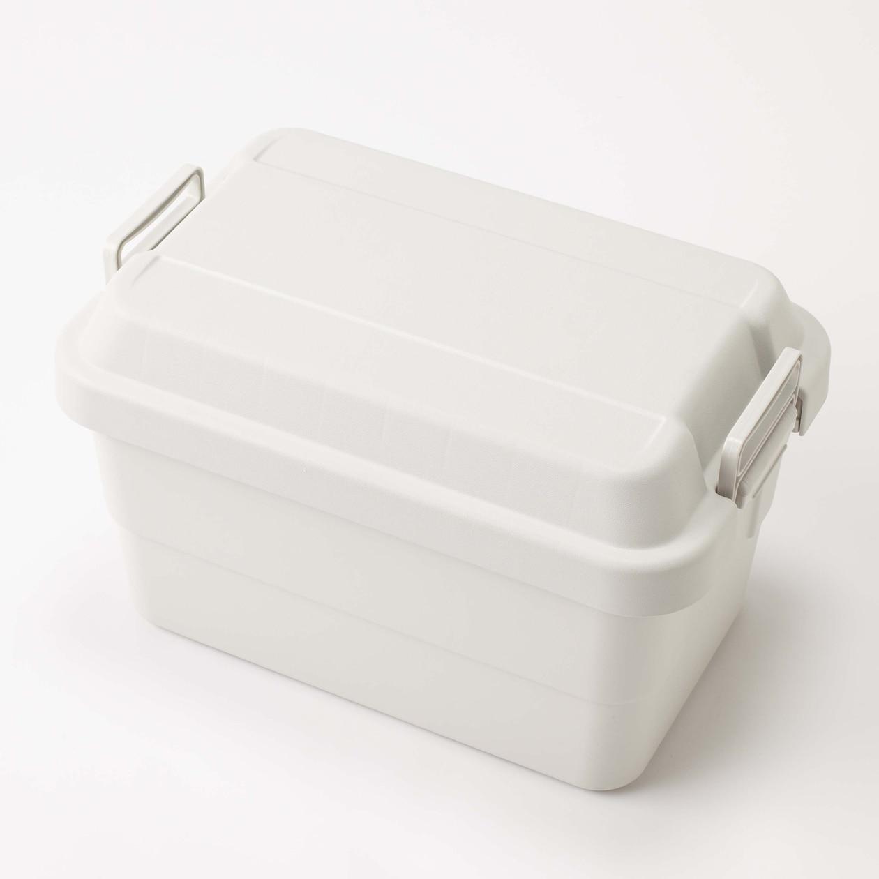 PP密封儲物箱 - 大   無印良品 MUJI