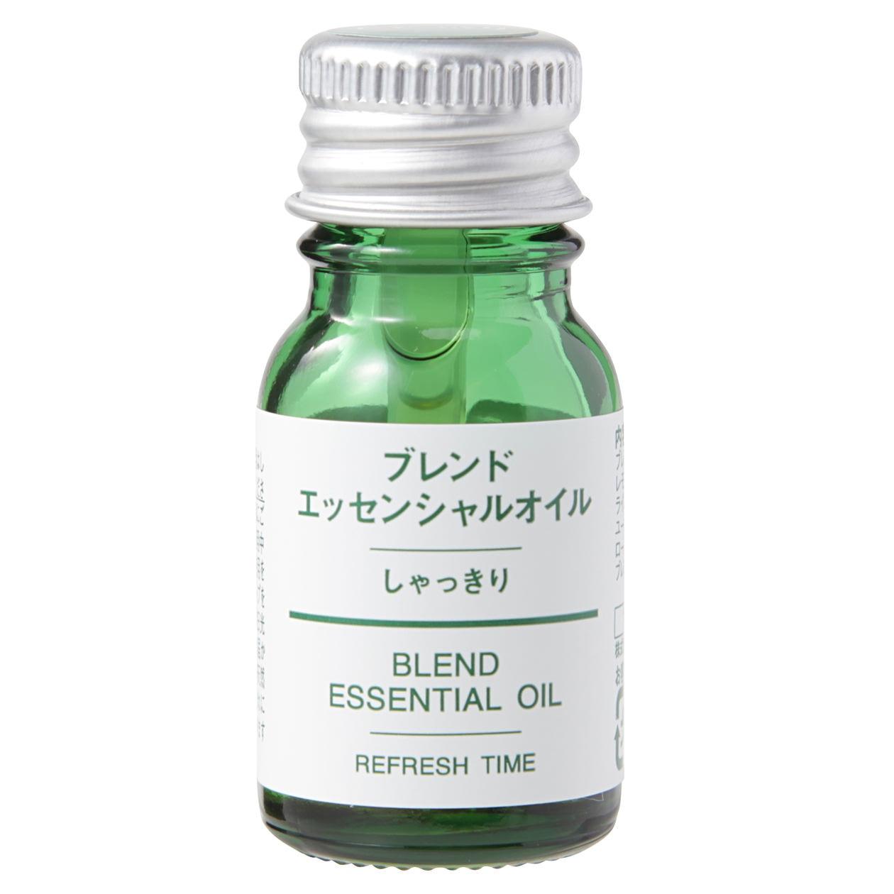 綜合香精油/清新 10ml | 無印良品