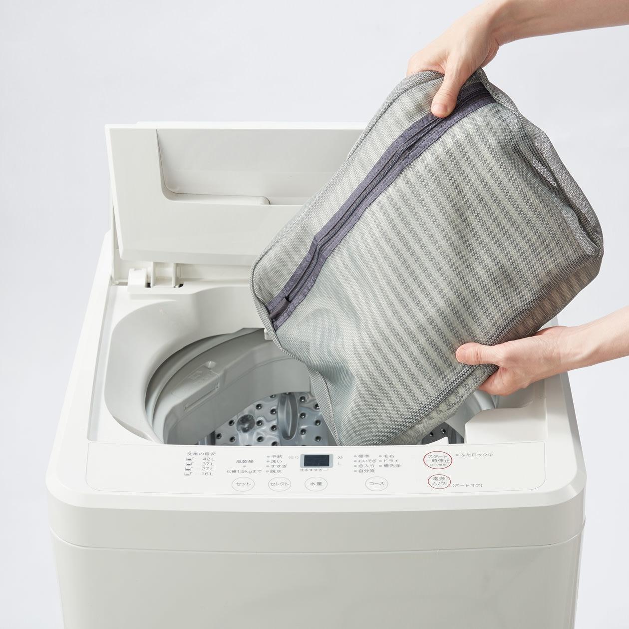 尼龍網布料存衣袋 | 無印良品 MUJI