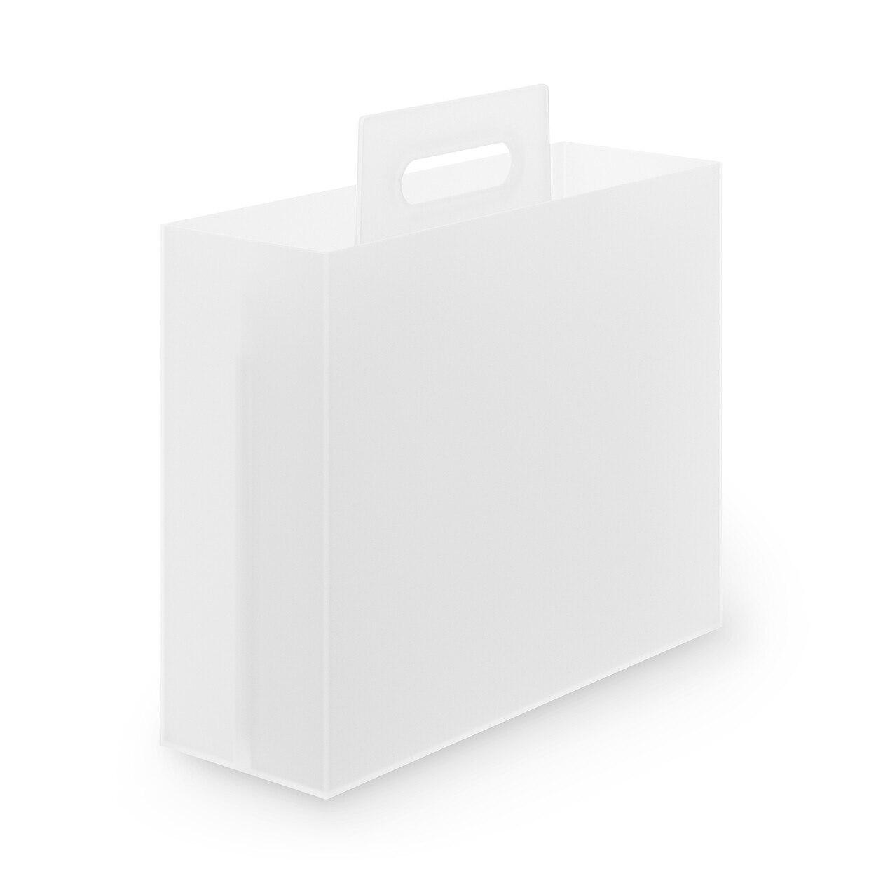 PP File Box with Handle | 無印良品 MUJI