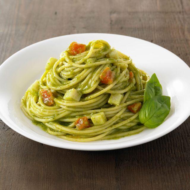 【ネット限定】まとめ買い 素材を生かしたパスタソース じゃがいもとトマトのジェノ