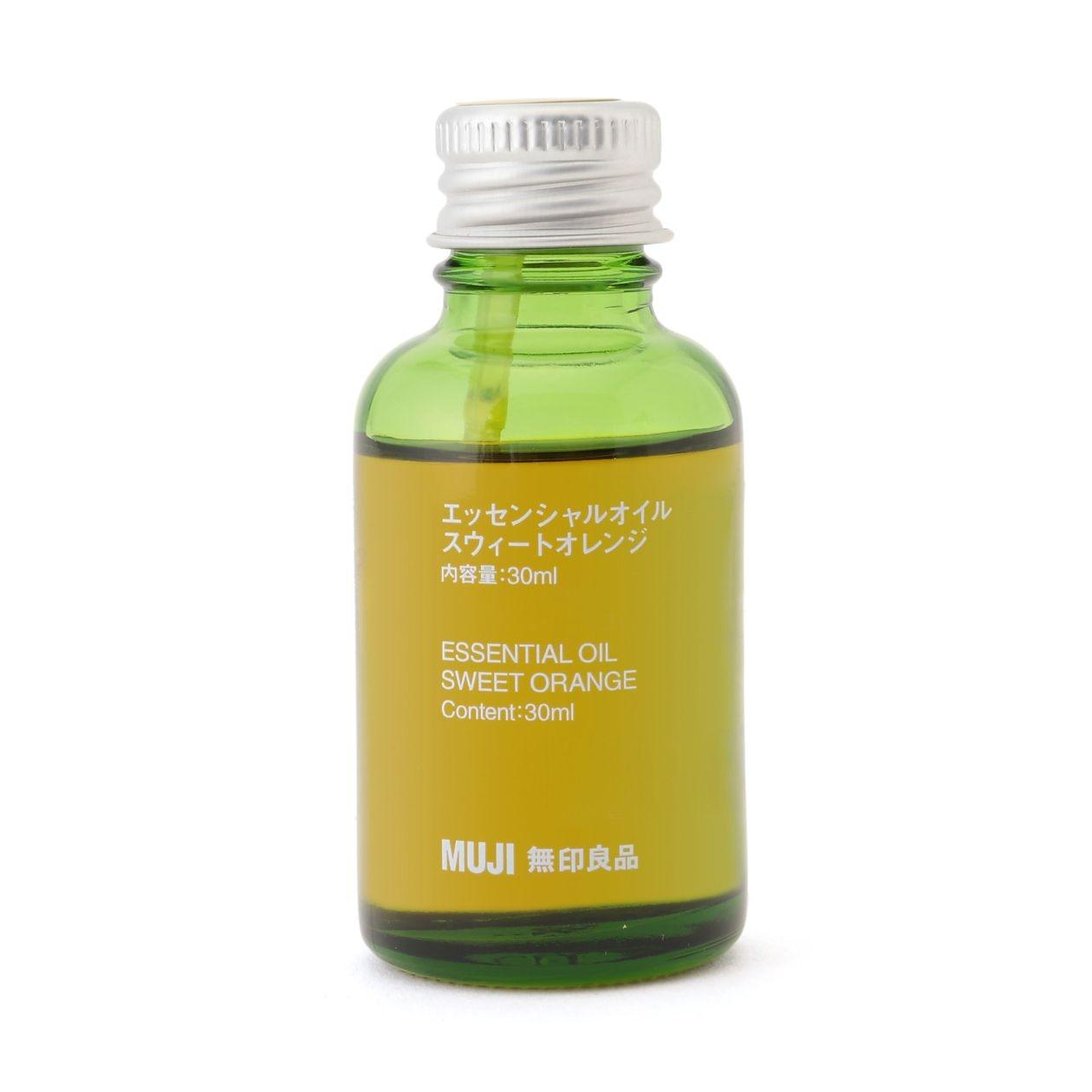 精油/甜柑橘 30ml | 無印良品