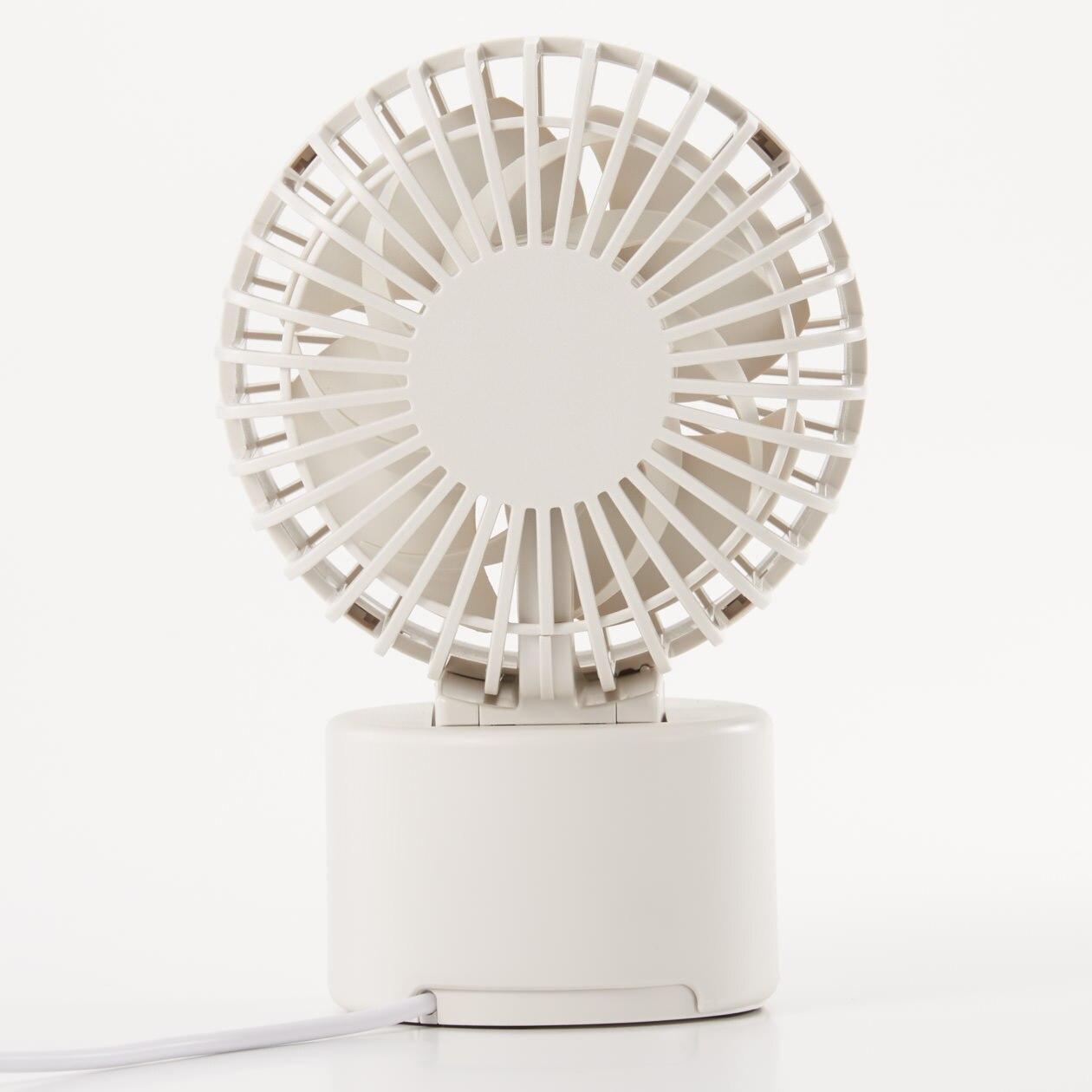 USB座檯風扇 - 轉動式 | 無印良品 MUJI