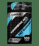 LABOLIC Yohimbine HCL 2.5mg 100 kaps.