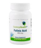 SEEKING HEALTH Folinic Acid 800mcg 60 kaps.