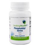 SEEKING HEALTH Phosphatidyl Serine 100mg 60 kaps.
