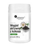 ALINESS Węgiel aktywny z kokosa 200g