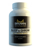 BRAWN Sleep & Ghrow 90 kaps.