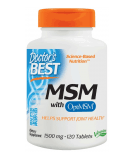 DOCTOR'S BEST MSM with OptiMSM 1500mg 120 tab.