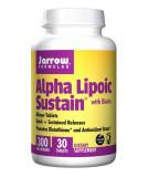 JARROW Alpha Lipoic Sustain with Biotin 30 tab.