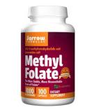 JARROW Methyl Folate 1000mcg 100 kaps.