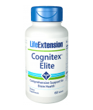 LIFE EXTENSION Cognitex Elite 60 tab.