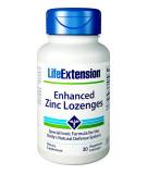 LIFE EXTENSION Enhanced Zinc Lozenges 30 tab.