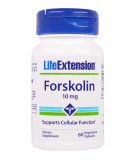 LIFE EXTENSION Forskolin 10mg 60 kaps.