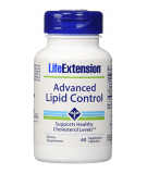 LIFE EXTENSION Advanced Lipid Control 60 kaps.