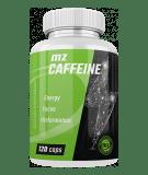 MZ-STORE Caffeine 200mg 120 kaps.