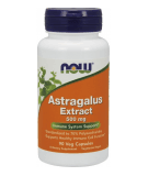 NOW FOODS Astragalus Extract 500mg 90 kaps.