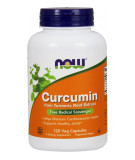 NOW FOODS Curcumin 120 kaps.