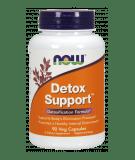 NOW FOODS Detox Support 90 kaps.