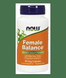 NOW FOODS Female Balance 90 kaps.